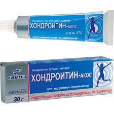 Хондроитин-АКОС, мазь 5% 30 г №1